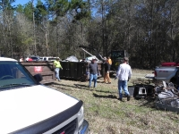 2014 Forest Cleanup