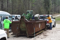 2019 Forest Cleanup