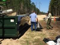 2020 Forest Cleanup